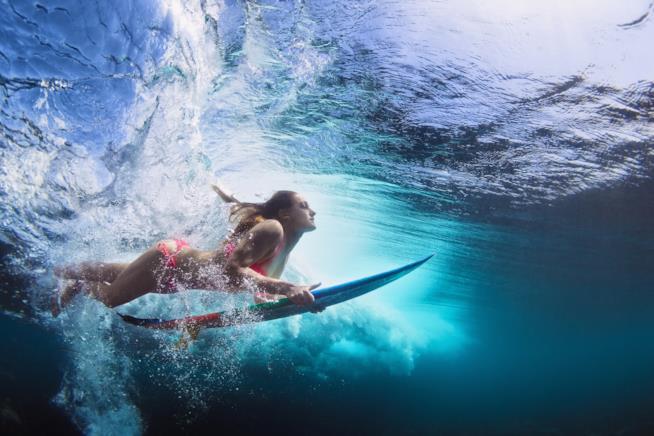 Kuta è il paradiso dei surfisti