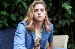 L'attore Dylan Sprouse
