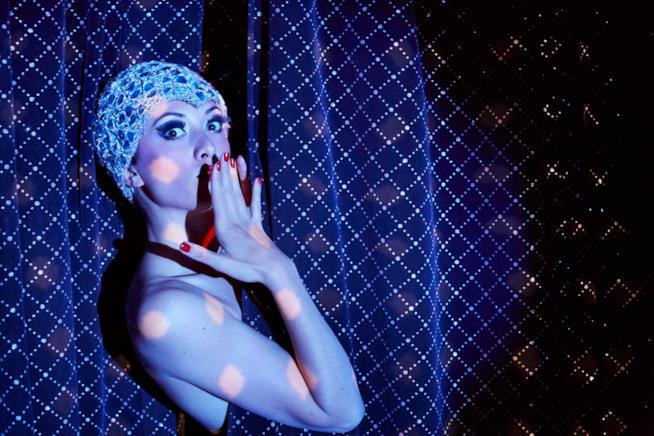 La ballerina e coreografa Deborah Lettieri