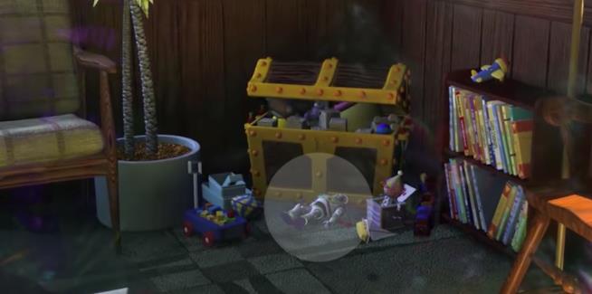 """Scena tratta da """"Alla ricerca di Nemo"""" della Disney Pixar"""