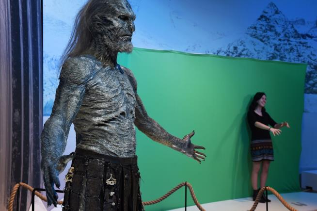 Gli estranei di Game of Thrones The Exhibition