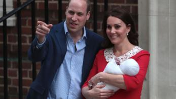 William e Kate con il terzo Royal Baby