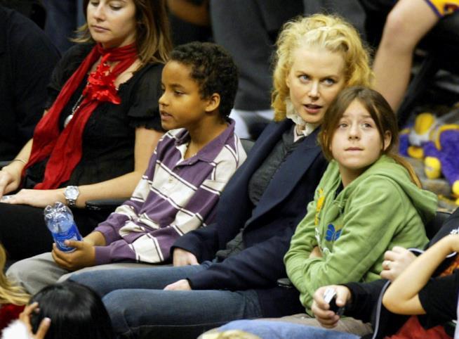 Nicole Kidman esclusa dal matrimonio del figlio