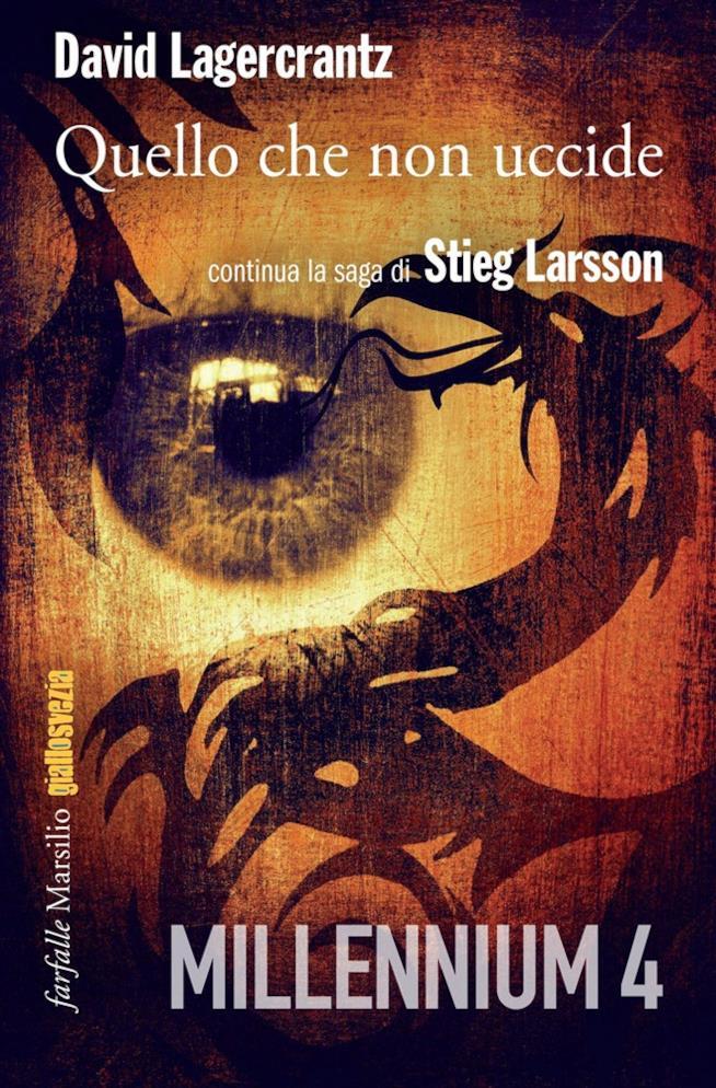 La copertina del libro Quello che non uccide