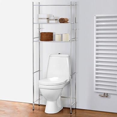 Roomy Scaffale Bagno e WC Salvaspazio