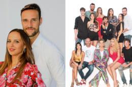 Alessandra Sgolastra, Andrea Zenga e il cast di Temptation