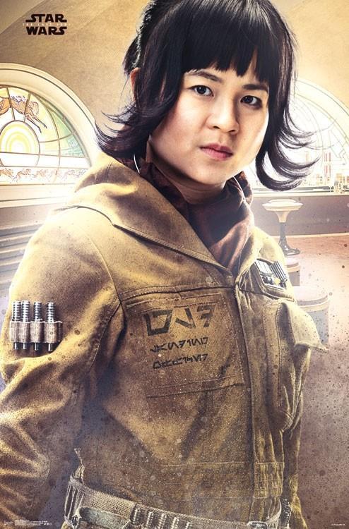 Rose in Star Wars: The Last Jedi