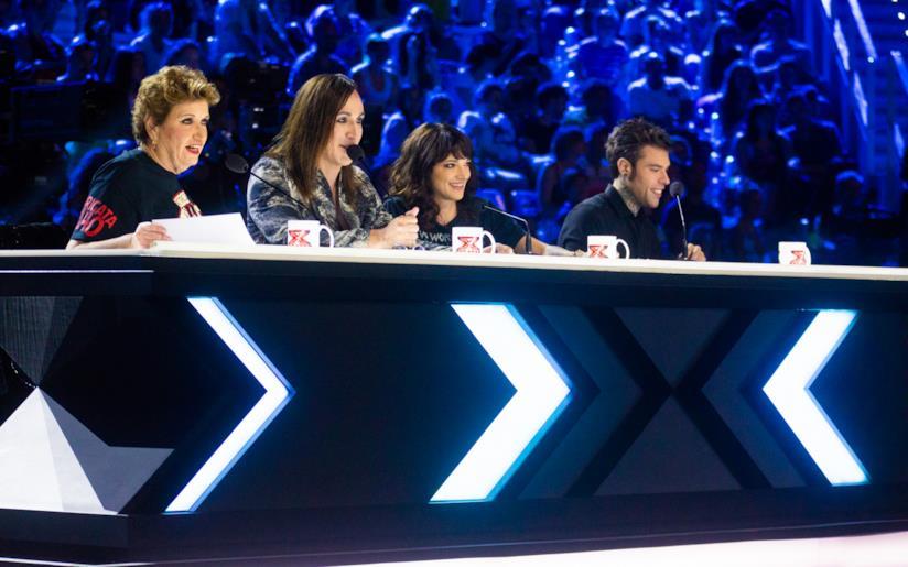 I giudici di X Factor 2018