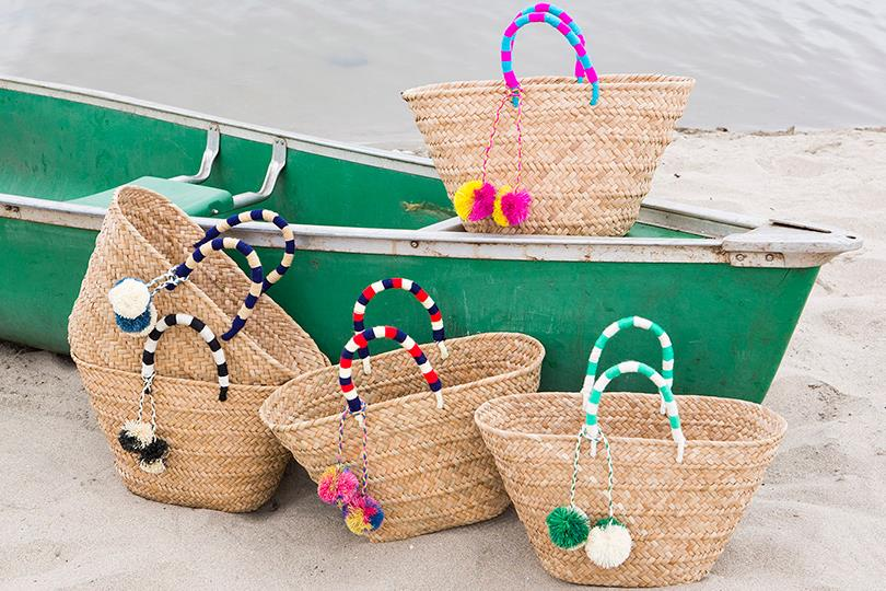 71f3905500 Le borse di paglia dell'estate 2017 cool sia in spiaggia che in città