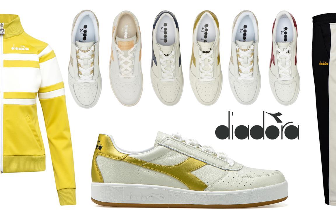 Diadora Lifestyle 2018 tutti i modelli della collezione ispirata agli anni ottanta