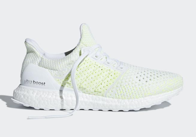 Ultra Boost Clima Solar Yellow