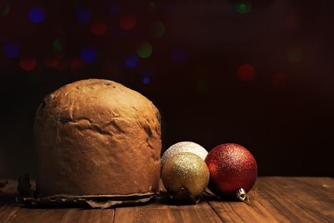 Panettone natalizio