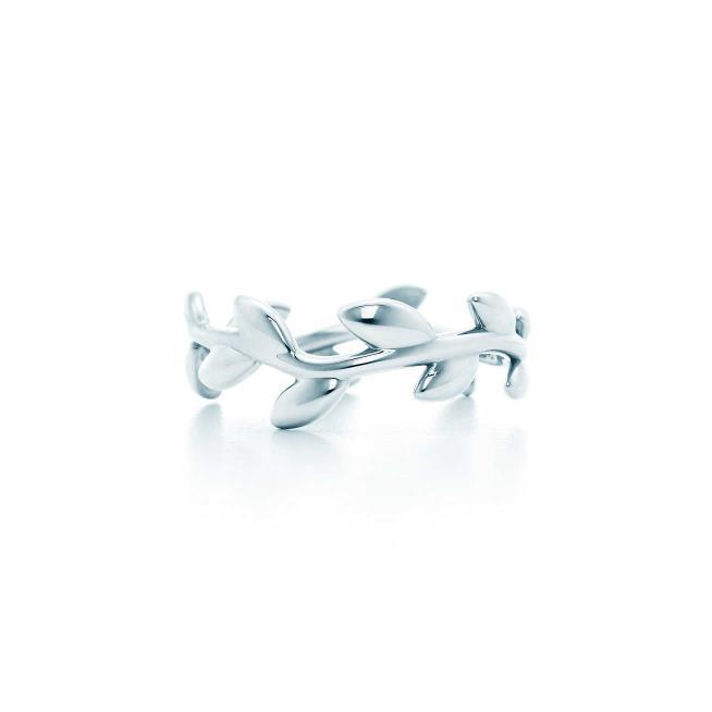 Anello fedina Tiffany per regali di Natale