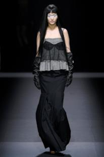 Sfilata VERA WANG Collezione Donna Primavera Estate 2020 New York - ISI_2033