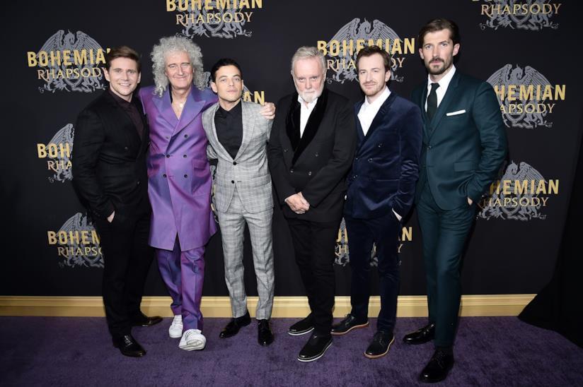 All'anteprime di Bohemian Rhapsody Brian May si è complimentato con il cast del biopic su Freddie Mercury