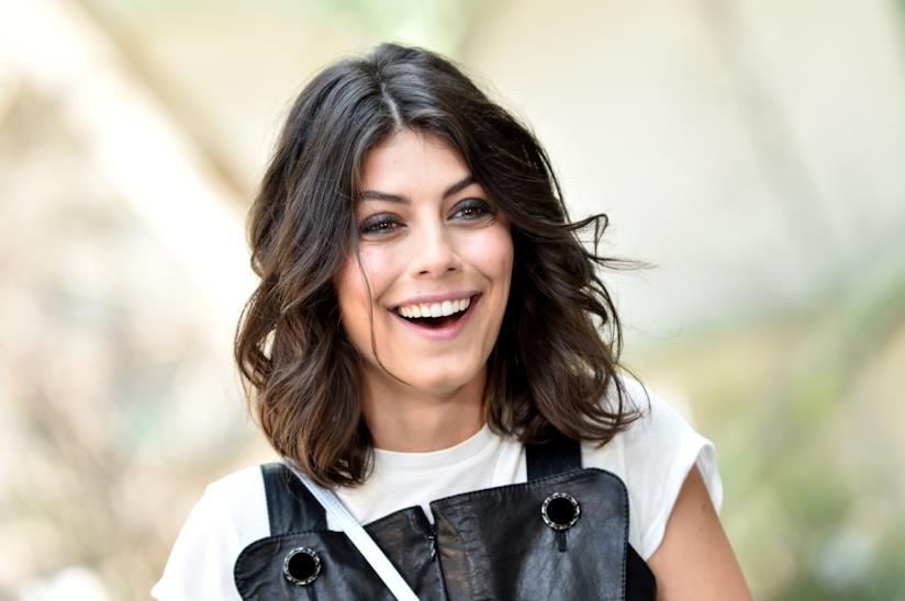 L'attrice Alessandra Mastronardi