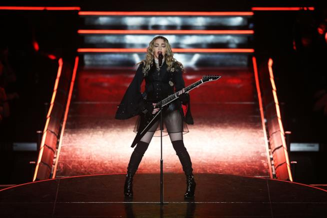 Madonna live Rebel Heart Tour