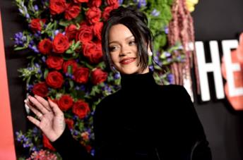 Rihanna al Diamond Ball 2019