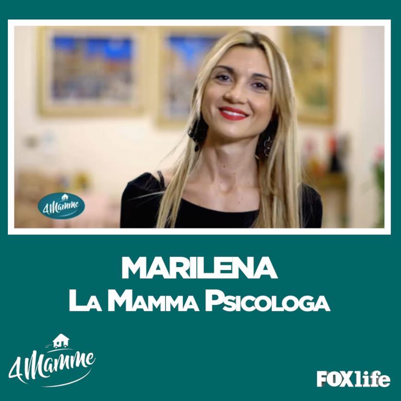 4Mamme, primo episodio Bari: Marilena, la mamma psicologa