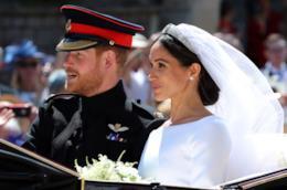 Harry e Meghan Markle sposi in carrozza