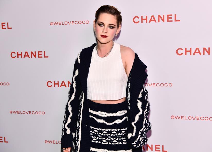 Kristen Stewart da Chanel