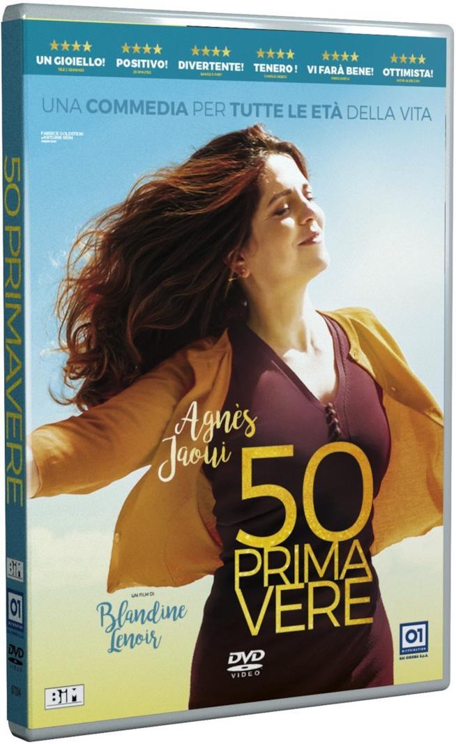 50 primavere in DVD