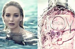 JOY by Dior, eau de parfum luminosa come l'attrice Jennifer Lawrence