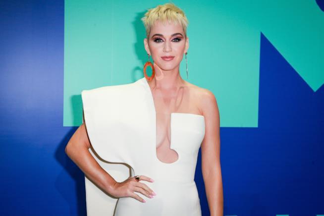 Katy Perry agli MTV Music Awards 2017