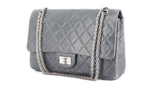 Un'immagine della borsa 2.55