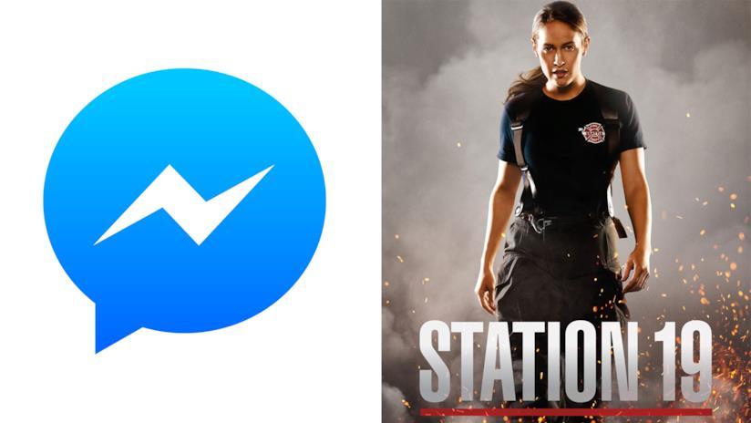 Station 19 Servizio Facebook Messenger