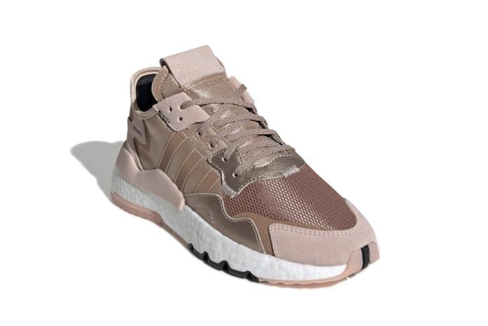 Adidas Nite Jogger Oro rosa