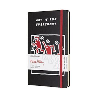 Moleskine Keith Haring Taccuino in Edizione Speciale