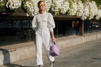 10 capi e accessori total white perfetti per l'estate