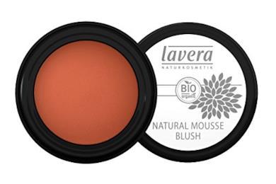 Lavera Rouge Natural Mousse Blush ∙ colore Soft Cherry