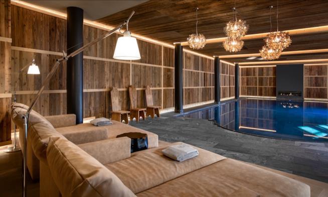 L'Hotel Gardena di Ortisei: tra spa e cene romantiche
