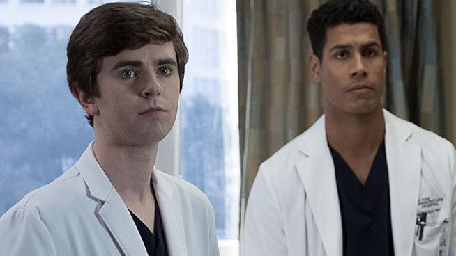 The Good Doctor: un'immagine dalla serie