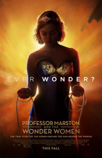 Il poster di Professor Marston and The Wonder Woman