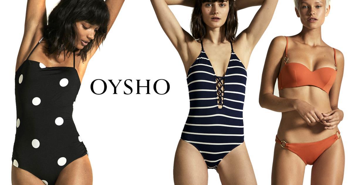 Vendita Costumi Da Bagno Vintage : Costumi da bagno oysho 2018