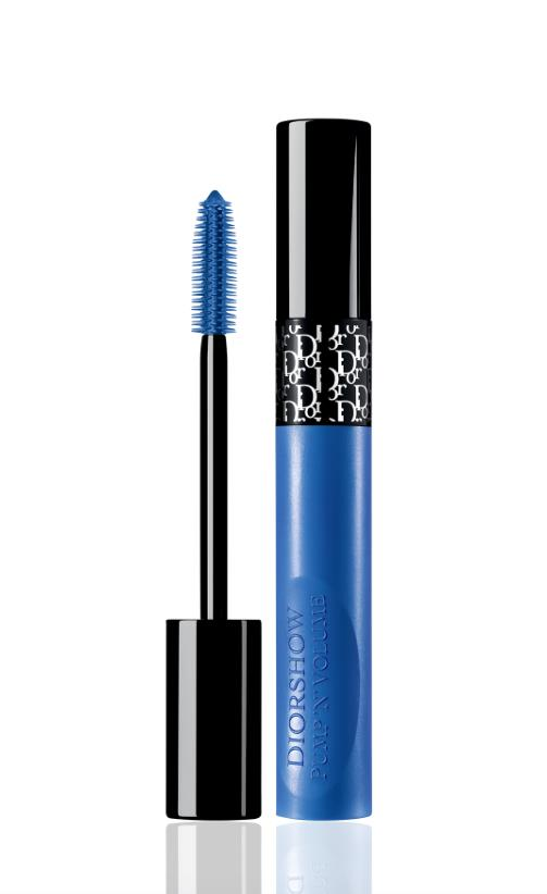 Diorshow Pump'N Volume in Blue Pump