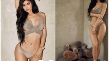 Lo scatto in bikini di Kylie Jenner realizzato per GQ