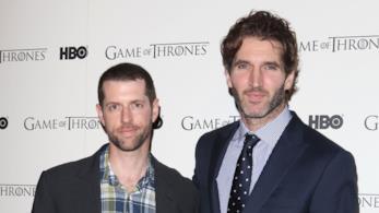 I creatori di Game of Thrones David Benioff e D.B. Weiss