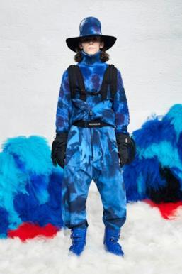 Sfilata MONCLER Collezione Donna Autunno Inverno 19/20 Milano - 58