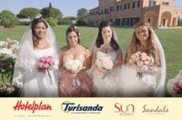 Tania, Chorin, Simona e Sofia a Quattro Matrimoni in Italia 2