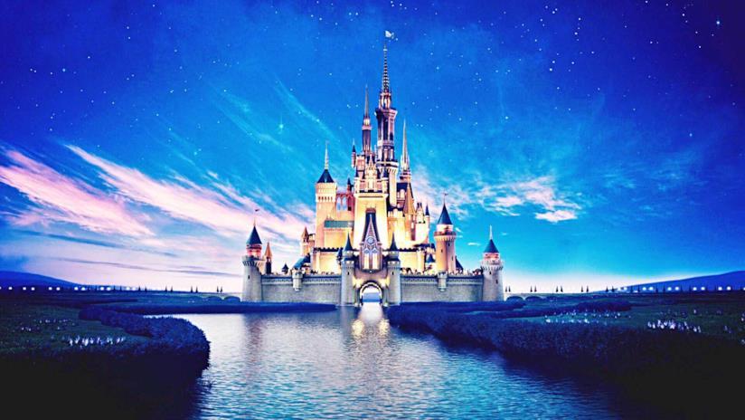 Castello fiabesco Disney