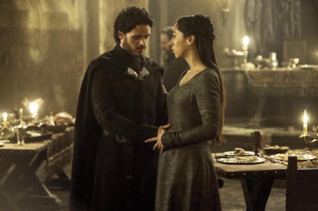 23e2a6fd47cf Game of Thrones  Richard Madden rivela i segreti del Matrimonio Rosso
