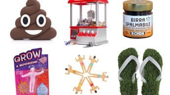 I regali più divertenti e curiosi per il natale e il compleanno