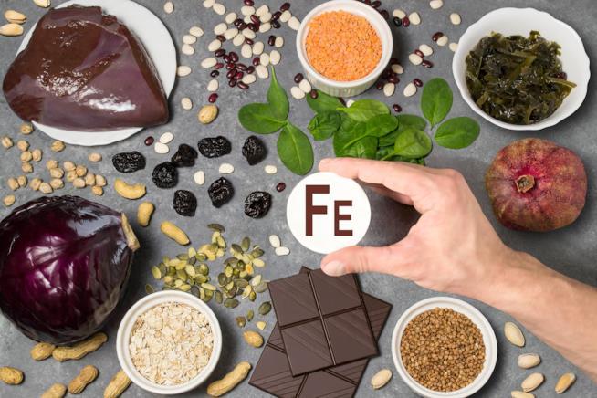 Alimenti per aumentare il ferro