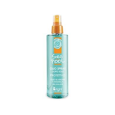 Olio spray protettivo solare
