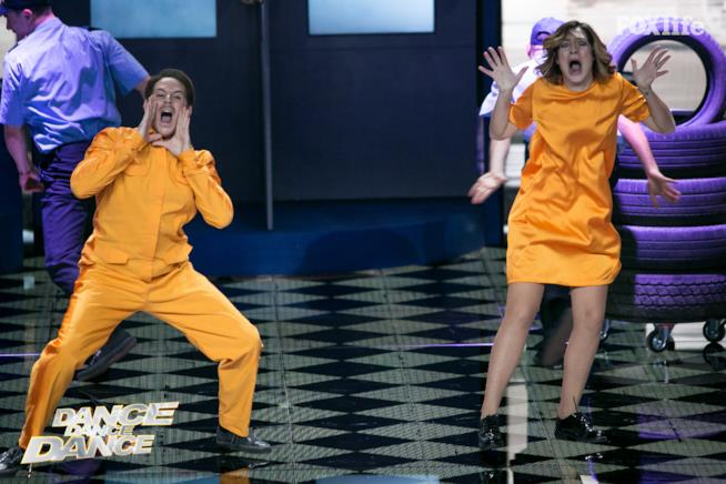Samantha Piccinetti e Michelangelo Tommaso ballano Bjork a Dance Dance Dance