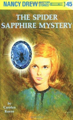 Nancy Drew in copertina